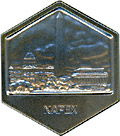 Silver medal for Napex 2005 in literature competition. Click to 0 the ribbon.