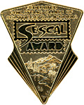Gold medal for Sescal 2006 in single frame competition. Click to view the ribbon.